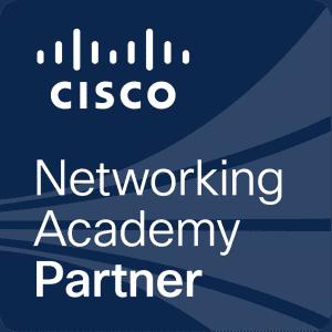 Logo Cisco Networking Academy partner