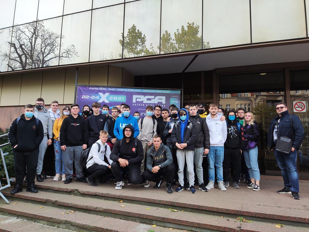 Targi gier komputerowych – Poznań Game Arena